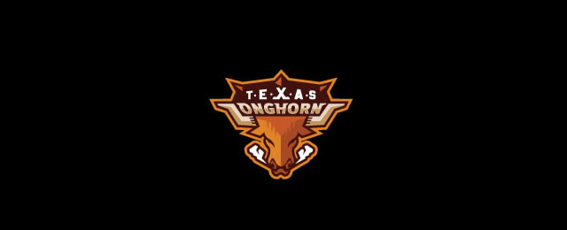 Texas Longhorns Logo animal