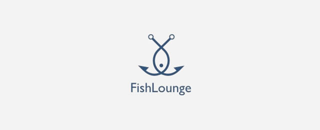 Fish Lounge Logo animal
