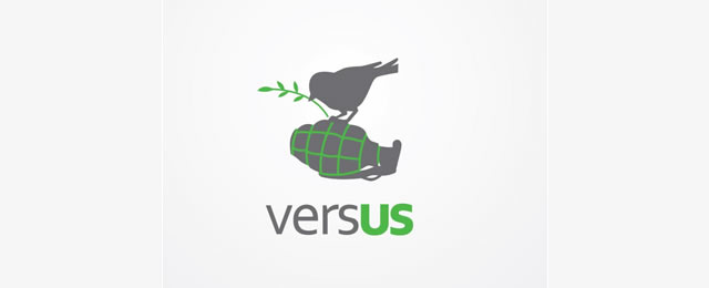Versus Logo animal