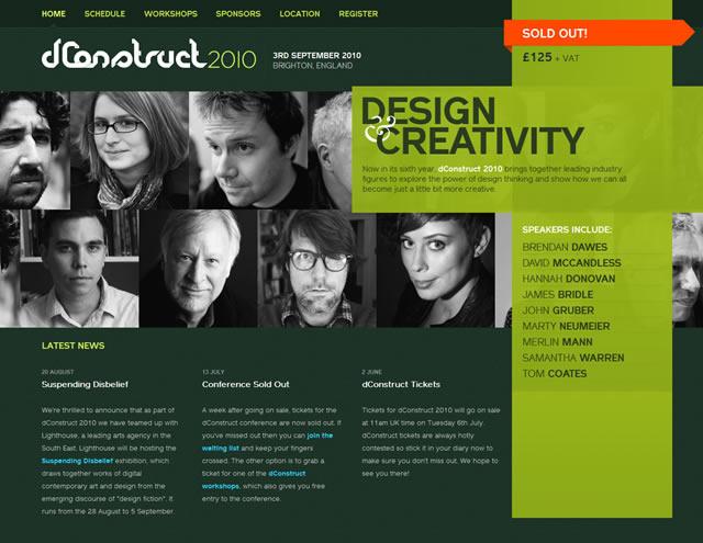 dConstruct 2010