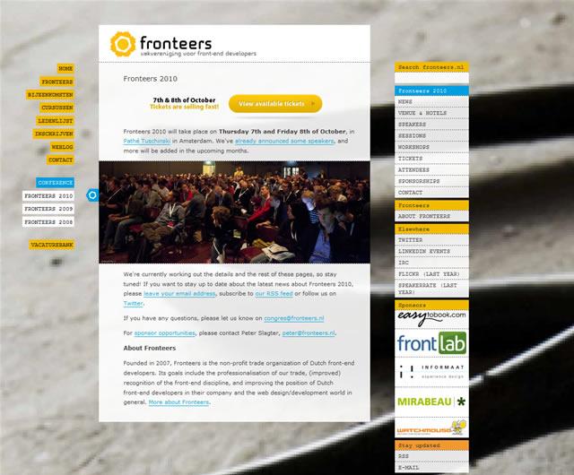 Fronteers 2010
