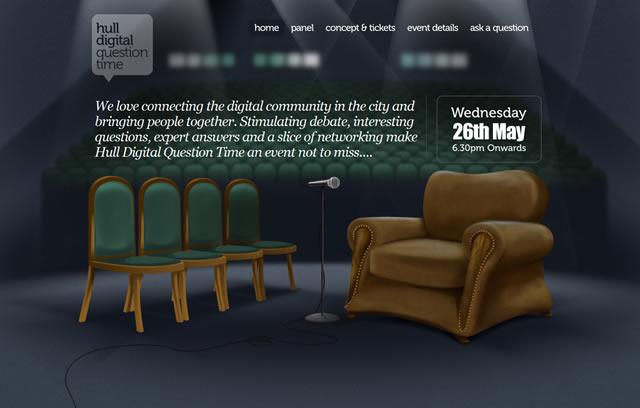 HDQT - Hull Digital Question Time