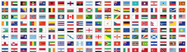 Phoca World Flag Icon