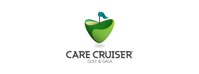 Care Cruiser Golf & Gala Logo sport brand