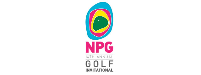 NPG Golf Logo sport brand