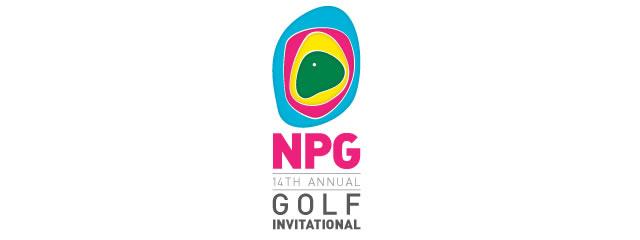 NPG Golf Logo sport brand