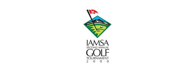 Iamsa Golf Logo sport brand