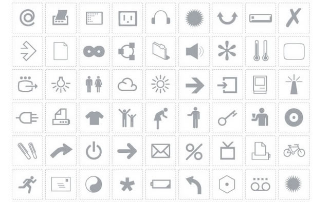 135 Free Vector Icons .ai