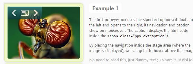 jQuery.popeye 2.0