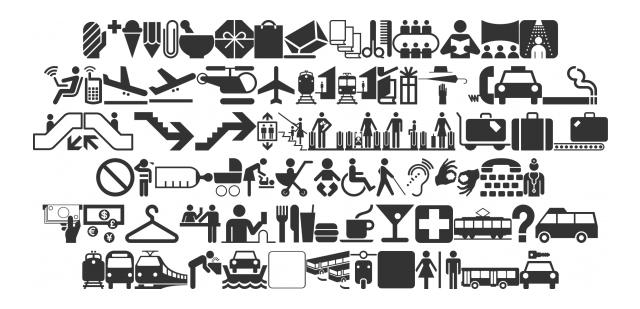 10 Free Pictogram & Glyph Dingbat Typefaces