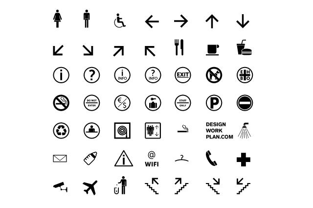 Symbol Signs OTF