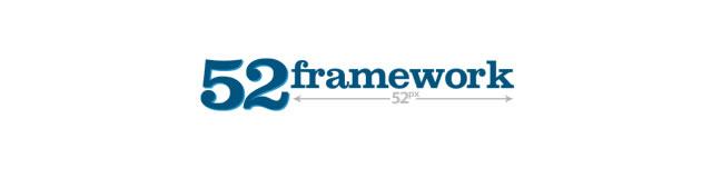 52Framework - HTML5 and CSS3 Framework
