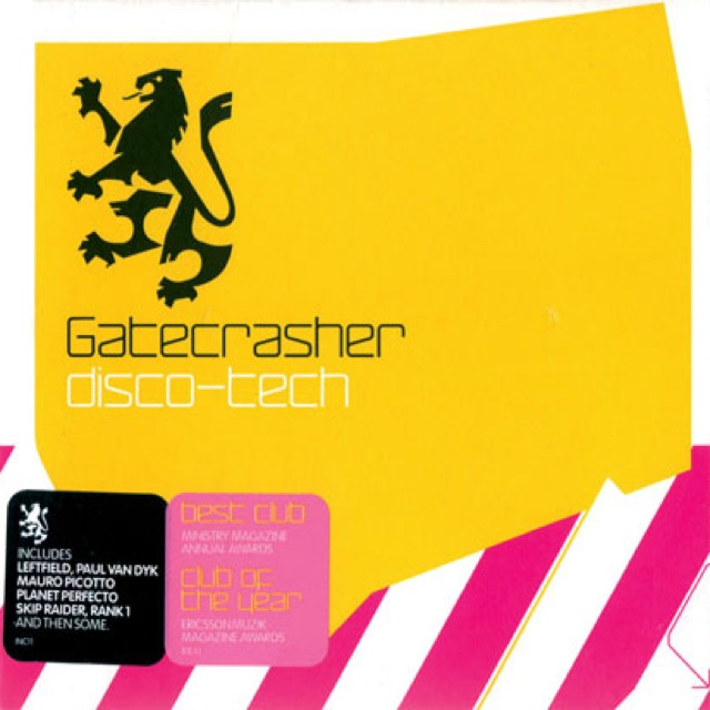 Gatecrasher - Disco-Tech