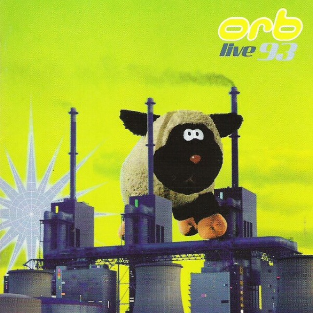 The Orb - Live 93