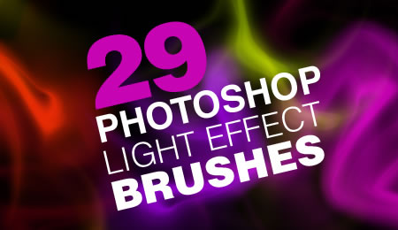 High Res Light Effects 29 Brushes