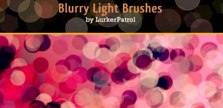 Light Brushes 9 Brushes
