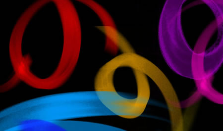 Light Painting 10 Brushes