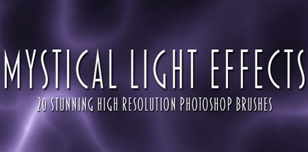 Mystical Light Effects 20 Brushes