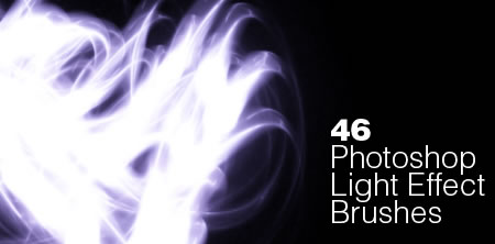 Stunning Light Effect 46 Brushes