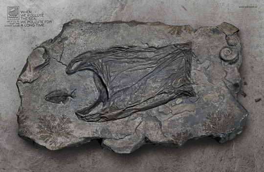 Print Ad - Fossil