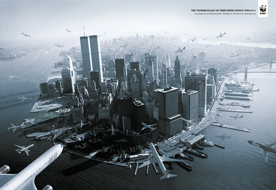 Print Ad - Airplanes