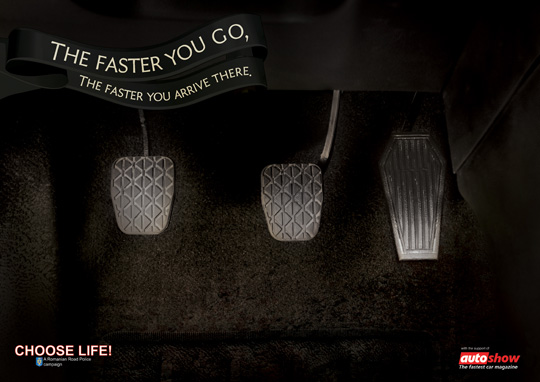 Print Ad - Coffin Pedal