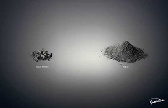 Print Ad - Ashes
