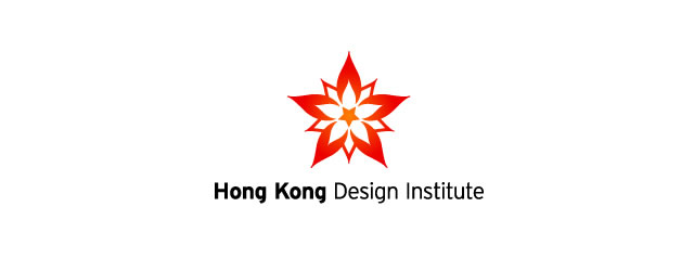 Hong Kong Design Institute asian themed logo design branding oriental far-east