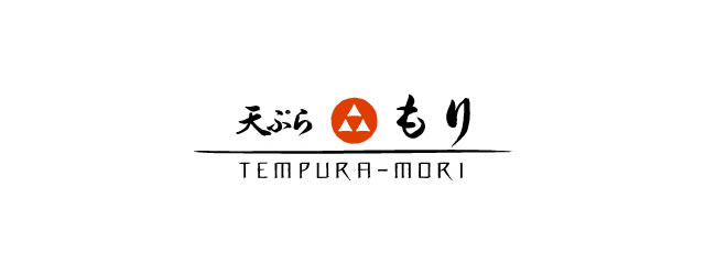 Tempura Mori asian themed logo design branding oriental far-east