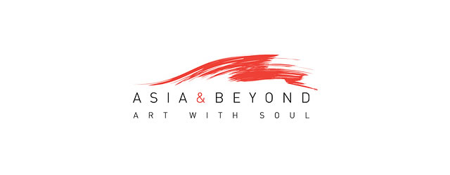Asia & Beyond asian themed logo design branding oriental far-east