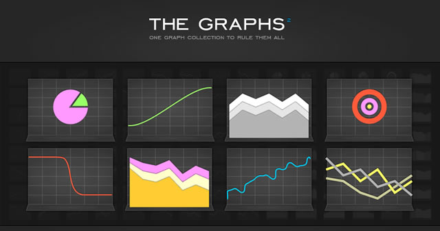 free vector chart graph templates