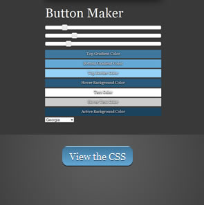 CSS3 Button Maker/Generator (Source Files)