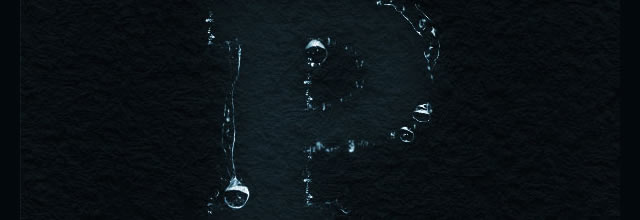 Atmospheric Under-Water Text Effect