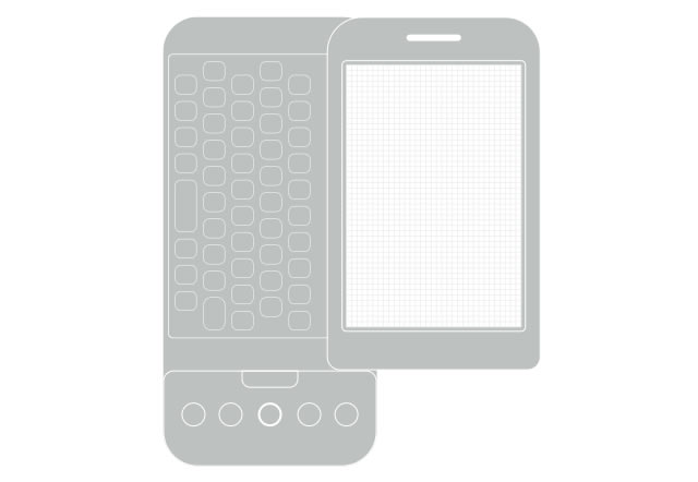 Android Wireframe plantillas