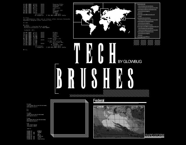 TECH BRUSHES v.2