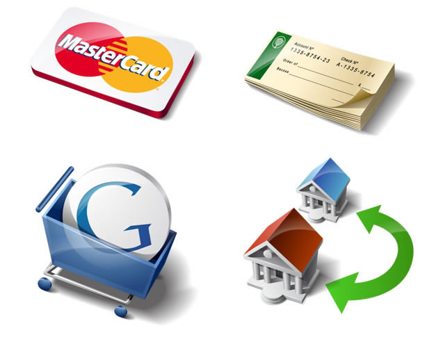 Payment Method Icon Set