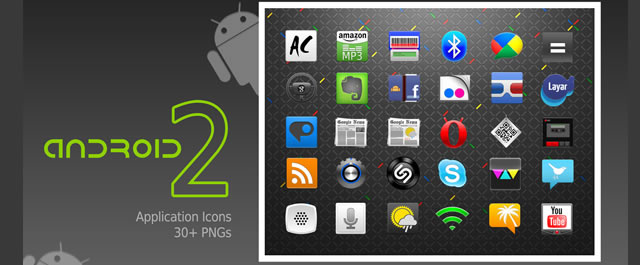 Android Icons Set 2