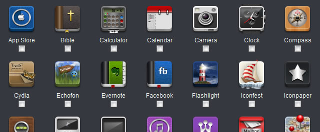 themr iPhone Icons