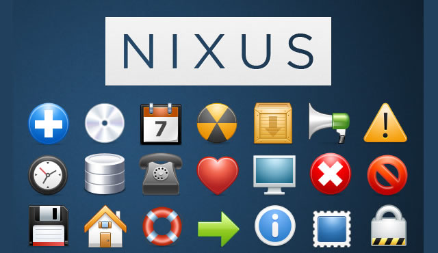 NIXUS Icon Pack