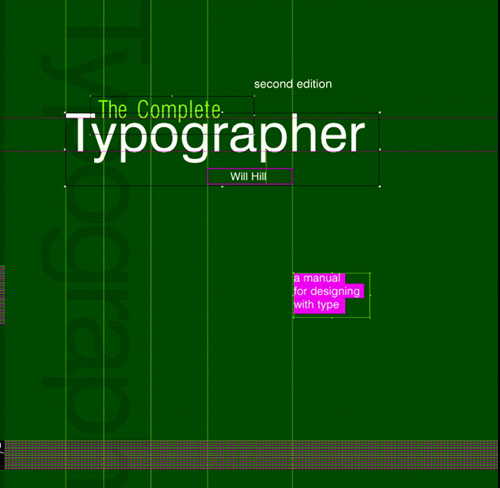 The Complete Typographer - Will Hill