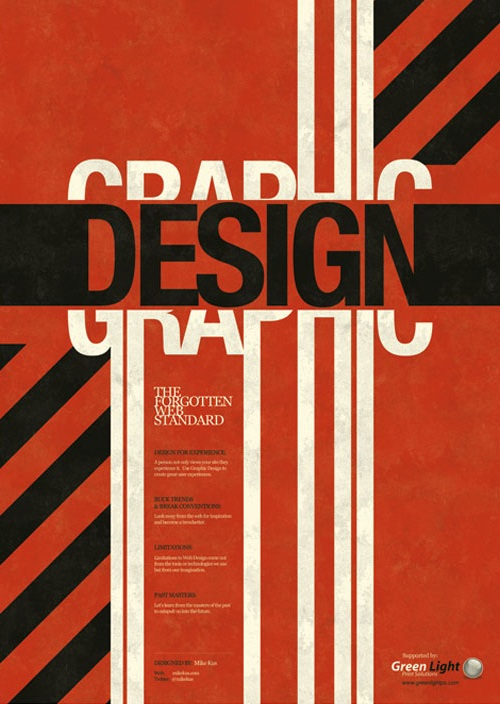 Graphic Design the Forgotten Web Standard