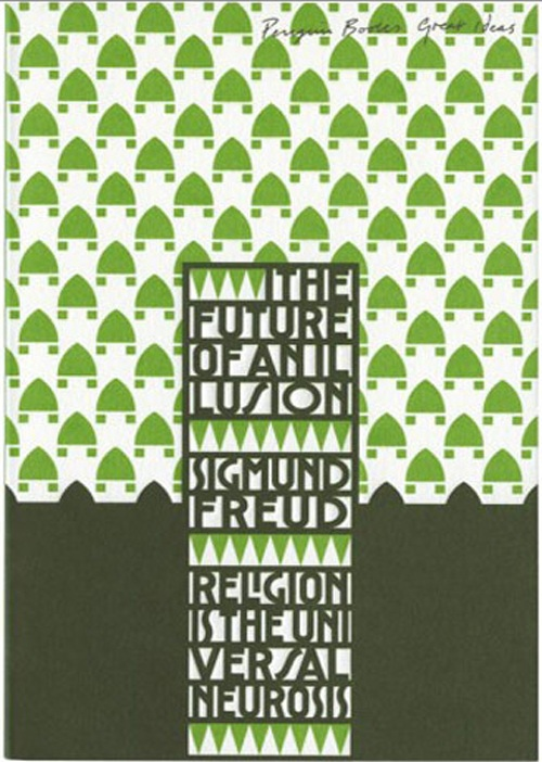 The Future of an Illusion - Sigmund Frued
