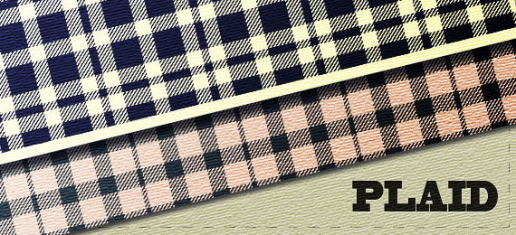 Seamless Plaid - 20 Patterns (.ai)