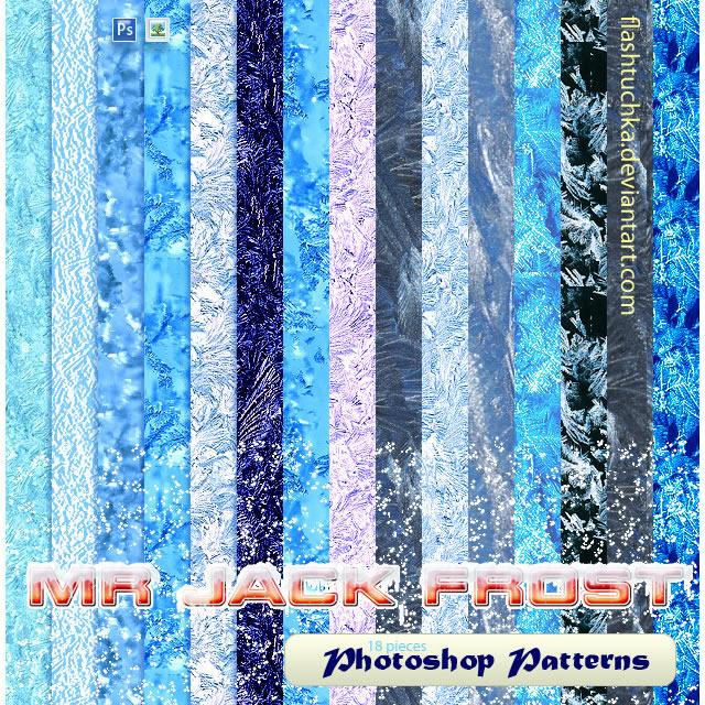 Mr Jack Frost Patterns