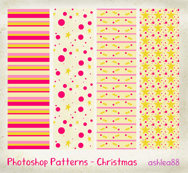 Patterns for Christmas