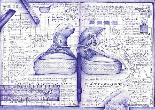 Creative Day 1 - Illustration