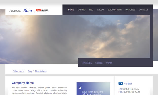 drupal themes free simple