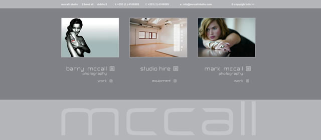 McCall Studios