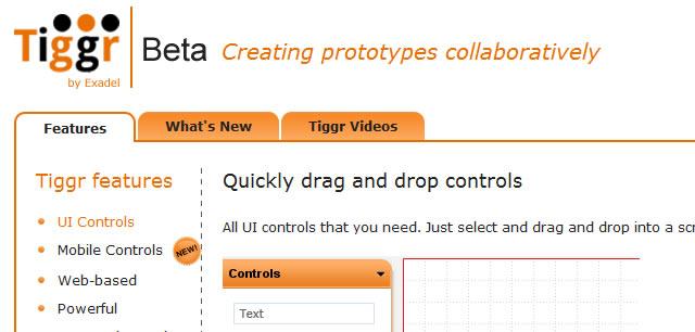 Tiggr - Creating Prototypes Collaboratively