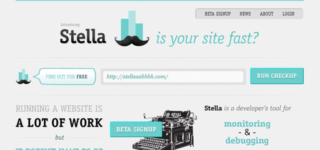 Stella - Is your site fast?